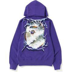 BAPE BAPEAVY METAL PULLOVER HOODIE PURPLE. #bape #cloth Bape, Streetwear, Pullover, Mens Fashion, Hoodies, Purple, Metal, Sweaters, How To Wear