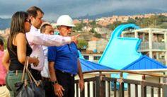 Área Metropolitana, Bucaramanga: Proyectan para junio terminación de obras de Acual...