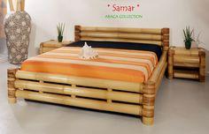 camas de bambu - Pesquisa Google Bamboo Roof, Bamboo Art, Bamboo Crafts, Bamboo Furniture, Furniture Design, Bamboo House Design, Bamboo Construction, Bamboo Architecture, Bed Design