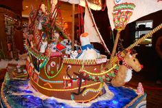 Gingerbread Village at the Seattle Sheraton Hotel: Seattle Attractions Review - 10Best Experts and Tourist Reviews