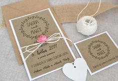 Special Day, Place Cards, Place Card Holders, Boho, Wedding, Valentines Day Weddings, Mariage, Weddings, Marriage