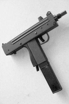 fungi:  Mac-10 automatic pistol