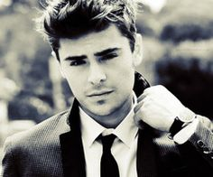 Zach Efron...if only I were 20 years younger.