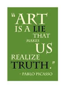 Image Search Results for picasso art quotes