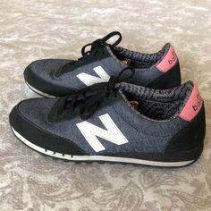 premium selection e8d94 399eb New Balance Shoes   New Balance 410 Sneakers   Color  Black Gray   Size