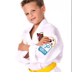 Taekwondo  When they get to black belt!