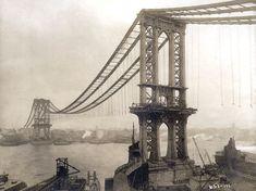 pont manhattan new york archive