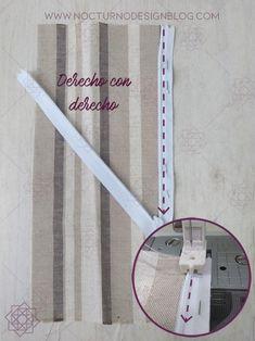 2 formas de coser una cremallera invisible – Nocturno Design Blog Design Blog, Cute Dresses, Album, Sewing, Zippers, Fashion Dresses, Bikinis, Vestidos, Sewing Hacks