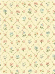 Brewster Home Fashions Springtime Cottage Mini x Floral and Botanical Embossed Wallpaper Color: Trellis Wallpaper, Embossed Wallpaper, Wallpaper Online, Wallpaper Samples, Print Wallpaper, Wallpaper Roll, Pattern Wallpaper, Scrapbook Paper, Scrapbooking