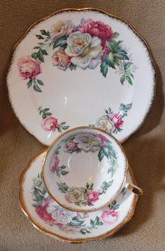 "Royal Standard Vintage Tea Cup and Saucer ""Irish Elegance"" Trio set | Pottery & Glass, Pottery & China, China & Dinnerware | eBay!"