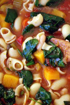 Bruschetta, Winter and Garlic on Pinterest