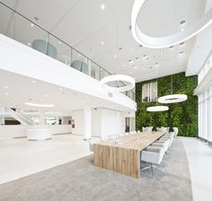 Eneco Headquarter in Rotterdam by Hofman Dujardin Architects and Fokkema
