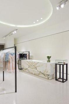 marble - Bettina Liano. Retail design