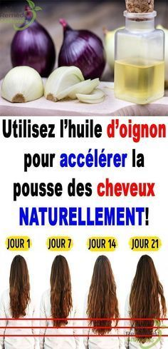"""Comment utiliser l'huile d'oignon pour accélérer la pousse des cheveux NAT. """" Hair Care, You can throw out your unnatural conditioners, hair serum, and styling products, and replace them with this coconut oil which is an all-natural proble. Hair Glaze, Curly Hair Styles, Natural Hair Styles, Extreme Hair, Sulfate Free Shampoo, Dull Hair, Curly Girl Method, Stop Hair Loss, Hair Serum"""