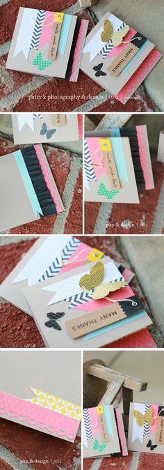 Mini Cards   Design   Pebbles Design Team   Patty K Photography & Design