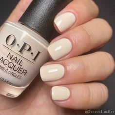 """⚜️ Larissa ⚜️ on Instagram: """"""""Coastal Sand-tuary"""" by @opi - Summer 2021 """"Malibu"""" Collection. This color is shown in 3 coats. This was streaky on coat 1 and 2, so I…"""" Cute Gel Nails, Opi Nails, Pretty Nails, Nail Inspo, How To Do Nails, Beauty Secrets, Pretty Woman, Hair And Nails, Wave"""