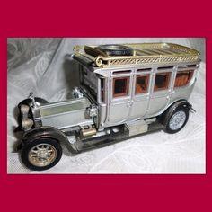 CORGI CLASSICS 1912 Rolls Royce 40/50 Diecast Model Car - Made in G. Britain #CORGICLASSICS #ROLLSROYCE