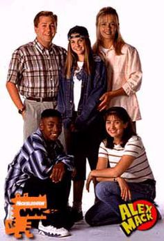 The Secret World of Alex Mack.