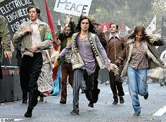 would you be willing to protest for peace?