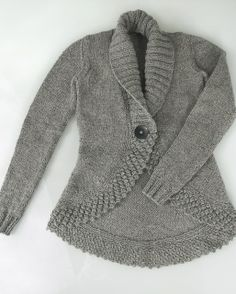 0f327cc7c2cd1e Ravelry  Isis Tailcoat pattern by Kari-Helene Rane. mary buttons · Sweaters