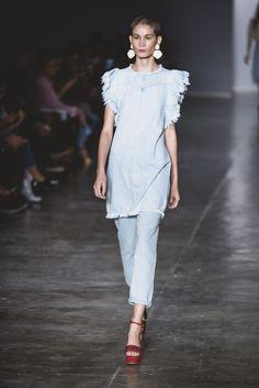 SPFW / LILLY SARTI / denim, all jeans, casual chic   ph: Jefferson Souza