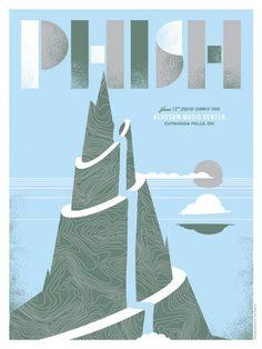 Blossom Music Center, Dap Kings, Sharon Jones, Fela Kuti, Concert Posters, Music Posters, Cuyahoga Falls, Long Time Friends, Tour Posters