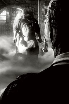 The keeper A.K.A boxman // The Evil Within