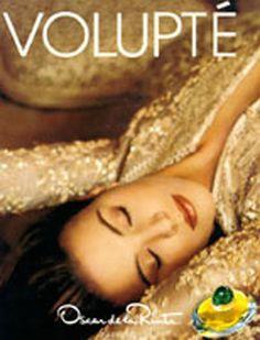 Resultado de imagem para Volupte de Oscar de la Renta ( 1992 ) por Sophia Grojsman