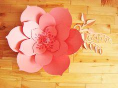 Large Paper Flower   Paper Flower  Paper by DreamEventsinPaper