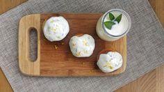 Piňa Colada muffiny