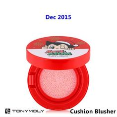 [ TonyMoly ] Merry ATOM Mini Cushion Blusher 9g(New2015), Korean Best Cosmetics, Free Shipping