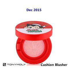 [ TonyMoly ] Merry ATOM Mini Cushion Blusher 9g(New2015), Korean Best Cosmetics, Free Shipping