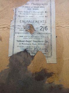 Original early photo of de Valera 1916 easter rising Irish volunteers freestate | eBay