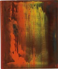 Gerhard Richter, 'War Cut II', 2004 Oil on linen book