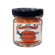 Die bekannteste ist Sorte Red Habanero. Chili, Orange, Salsa, Goulash, Foods, Red, Salsa Music, Chili Powder, Restaurant Salsa
