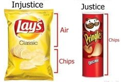 Injustice x justice