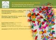 Kolejna propozycja Białostockiego Muzeum Wsi!