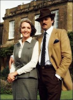 To the Manor Born (UK - BBC and PBS)  Penelope Keith & Peter Bowles...top drawer BritCom