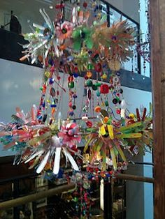 Glittering Shards | Me + Anthropologie = creativity!