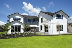 This G.J. Gardner double storey home has plenty of living space, with 300m2 of floor area!
