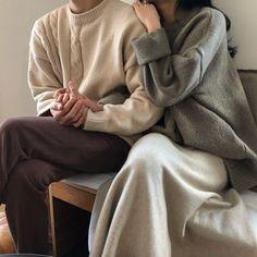 February 13 2020 at fashion-inspo Couple Aesthetic, Beige Aesthetic, Korean Aesthetic, Soyeon, Couple Pictures, Cute Couples, Couple Goals, Korean Fashion, Fashion Clothes
