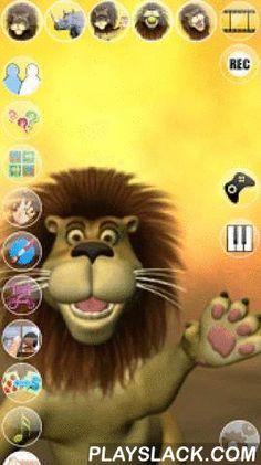 Talking Luis Lion  Android App - playslack.com , Talk to Luis the talking lion. He answers with his funny voice and reacts to what you say or your touch. With 8 exciting inside games with many levels to play!Luis is a huge friendly lion with a slight personality disorder that makes him act a little bit weird some time. Spend some time with him and become his friend. Get to know him better and he will show you that even if he is the king of the jungle there are some animals that could become…