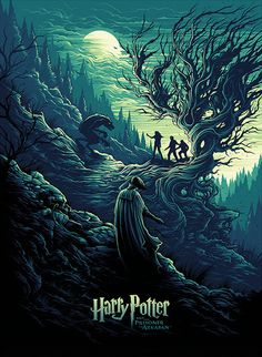 Harry Potter and the Prisoner of Azkaban by Dan Mumford - Home of the Alternative Movie Poster -AMP- Harry Potter Tumblr, Fanart Harry Potter, Harry Potter Poster, Wallpaper Harry Potter, Harry Potter Pictures, Harry Potter Love, Harry Potter Universal, Harry Potter Memes, Harry Potter World