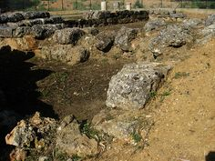 Temple of Artemis Orthia (Sparta, Greece)