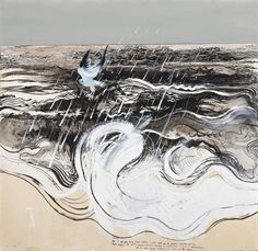 Art market auction sales from the to 2019 for works by artist Brett Whiteley and values for over other Australian and New Zealand artists. Abstract Landscape, Landscape Paintings, Avant Garde Artists, Melancholy, Art Market, View Image, Abstract Expressionism, It Works, Drawings