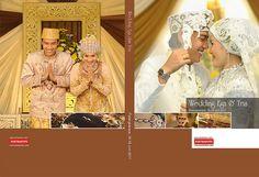 Cover Album Kolase Foto Pernikahan Wedding Book Colase by POETRAFOTO - Fotografer Yogyakarta Indonesia, via Flickr  Wedding Photographer