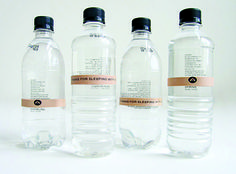 Visit the post for more. Water Packaging, Bottle Packaging, Brand Packaging, Packaging Design, Pet Bottle, Bottle Art, Water Bottle, Ace Hotel Portland, Hotel Staff