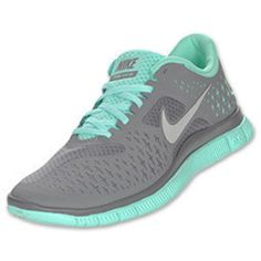 nike free run 4.0 v2 grey and tropical twist