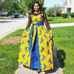 for future use African Maxi Dresses, African Fashion Ankara, Ankara Dress, African Wear, African Women, Contemporary Fashion, Traditional Dresses, Elegant Dresses, Kitenge