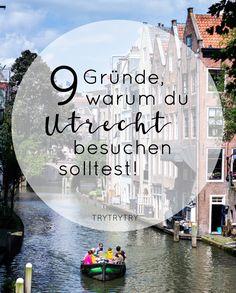 Travelguide für Utrecht, Holland!
